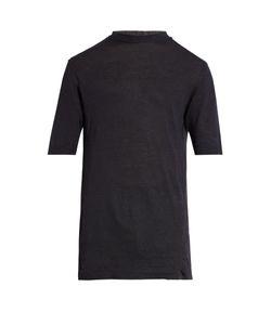 Damir Doma | Kyle Fine-Knit Linen T-Shirt