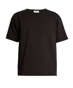 Acne | Niagra Short-Sleeved Cotton-Jersey Sweatshirt