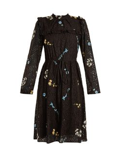 No. 21 | -Embroidered Lace Dress
