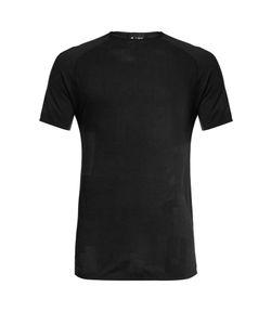 Y-3 | Crew-Neck Wool-Blend Running T-Shirt