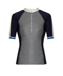 LNDR | Tri Rash Guard Performance Top