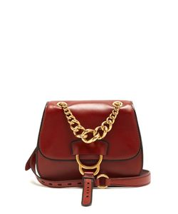 Miu Miu | Dahlia Leather Cross-Body Bag