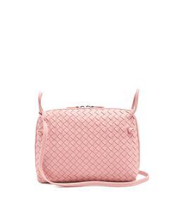 Bottega Veneta | Nodini Small Intrecciato Leather Cross-Body Bag