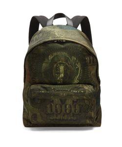 Givenchy | Dollar-Print Satin Backpack