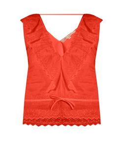 Vanessa Bruno | Giwette Broiderie-Anglaise Cotton Top