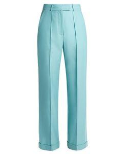 RACIL | Starman High-Rise Wool-Blend Trousers