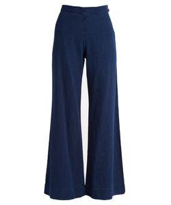 Rachel Comey | Cleric Japanese-Denim Wide-Leg Jeans