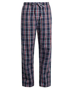 Derek Rose | Barker Cotton Pyjama Trousers