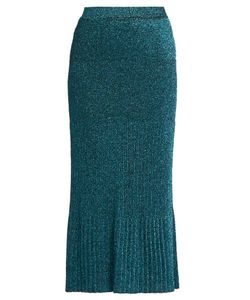Missoni | Ribbed-Knit Midi Skirt