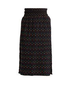 ACE & JIG | Ramona Fil Coupé Cotton Skirt