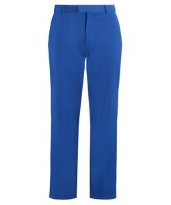 RAEY | Flat-Front Chino Trousers