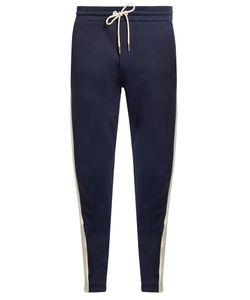 Moncler | Side-Stripe Jersey Track Pants