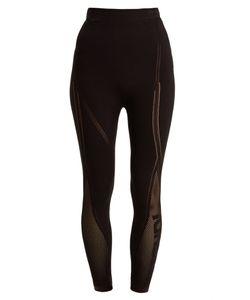 Fendi | Perforated Thermal Leggings