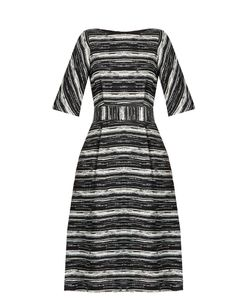 Goat | Dromio Boat-Neck Striped Dress