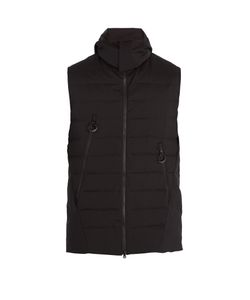 Y-3 | High-Neck Quilted Down Gilet