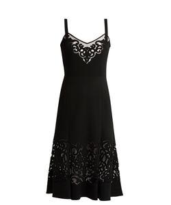 Dolce & Gabbana | Laser-Cut Midi Dress