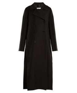 Jil Sander | Edimburgo Double-Breasted Wool-Blend Coat