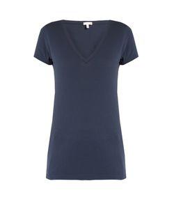 Skin | V-Neck Cotton Pyjama T-Shirt