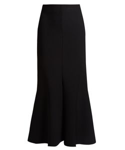 Stella Mccartney | Milano Fluted Compact-Knit Skirt