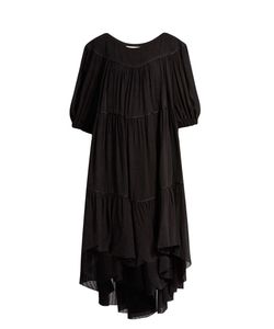 Sonia Rykiel | Gathered Crepe Dress