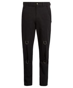 Damir Doma | Ring-Detail Denim Cargo Trousers