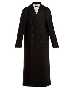Joseph | Sys Oversized Double-Breasted Wool-Blend Coat