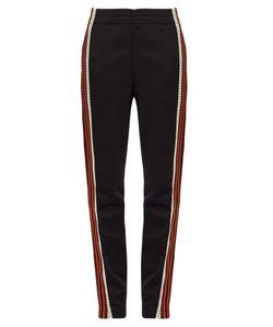 WALES BONNER | Palms Contrast-Stripe Track Pants