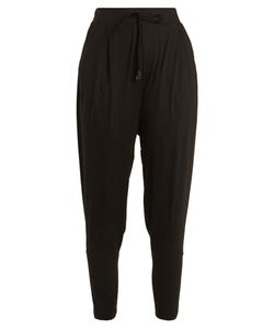 CHARLI COHEN | Saber Tapered-Leg Performance Trousers