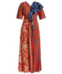 Diane Von Furstenberg | -Print Silk Crepe De Chine Dress