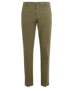 J.W. Brine   Owen Stretch-Cotton Chino Trousers