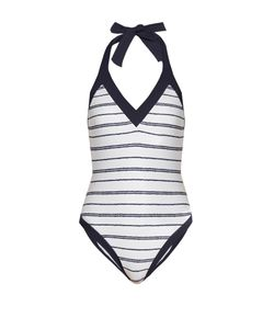 Heidi Klein | Nassau Striped Swimsuit