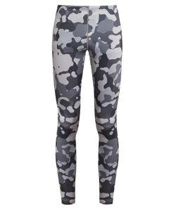 NEWLINE | Imotion Camouflage-Print Running Leggings
