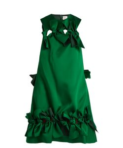 Maison Rabih Kayrouz | -Ties Sleeveless Dress
