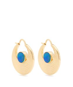 Noor Fares | Opal Earrings