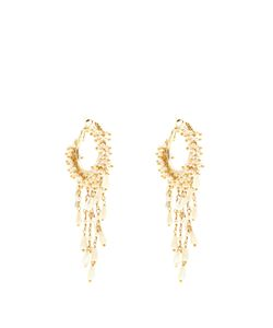 ROSANTICA BY MICHELA PANERO | Pascoli Faux Embellished Earrings
