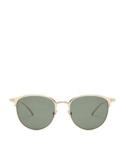 Saint Laurent | Round-Frame Sunglasses