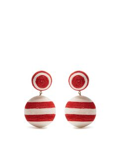 Rebecca De Ravenel | Poppy Drop Earrings