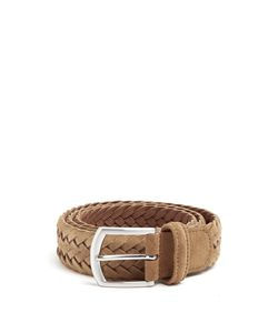 ANDERSON'S | Woven Belt