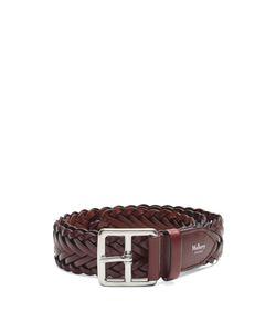 Mulberry | Woven Belt