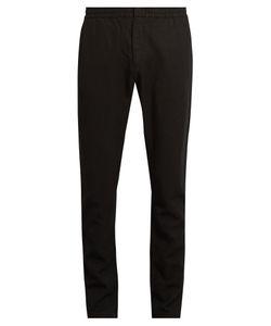 Sunspel | Elasticated-Waist Slim-Fit Trousers