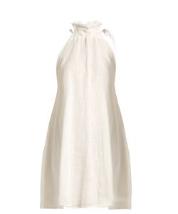 KALITA | Charlie High-Neck Cotton Dress