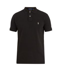 Polo Ralph Lauren | Slim-Fit Cotton-Piqué Polo Shirt