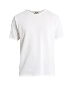 Acne | Niagra Cotton-Piqué T-Shirt