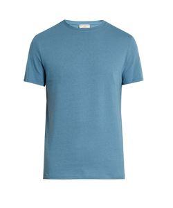 Éditions M.R   Slub Cotton-Jersey T-Shirt