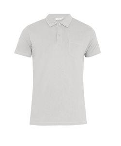 Sunspel | Riviera Cotton Polo Shirt
