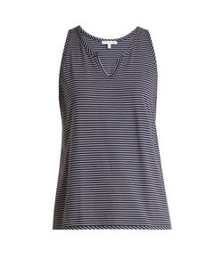 Skin | Striped Pyjama Tank Top