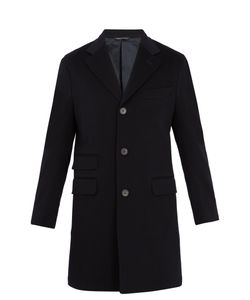 Thom Sweeney | Single-Breasted Wool And Cashmere-Blend Coat