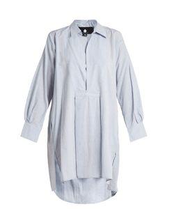 SU | Azur Oversized Cotton Shirt