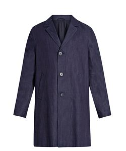 RAEY | Three-Button Denim Coat