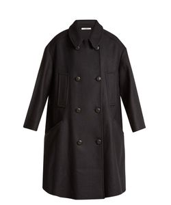 Isabel Marant Étoile | Flicka Double-Breasted Twill Coat